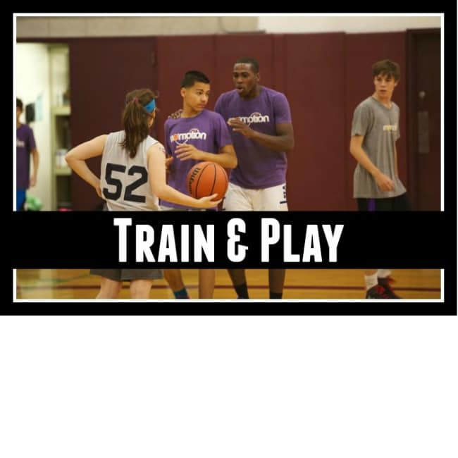 train and play