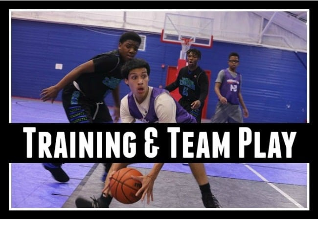 training and team play