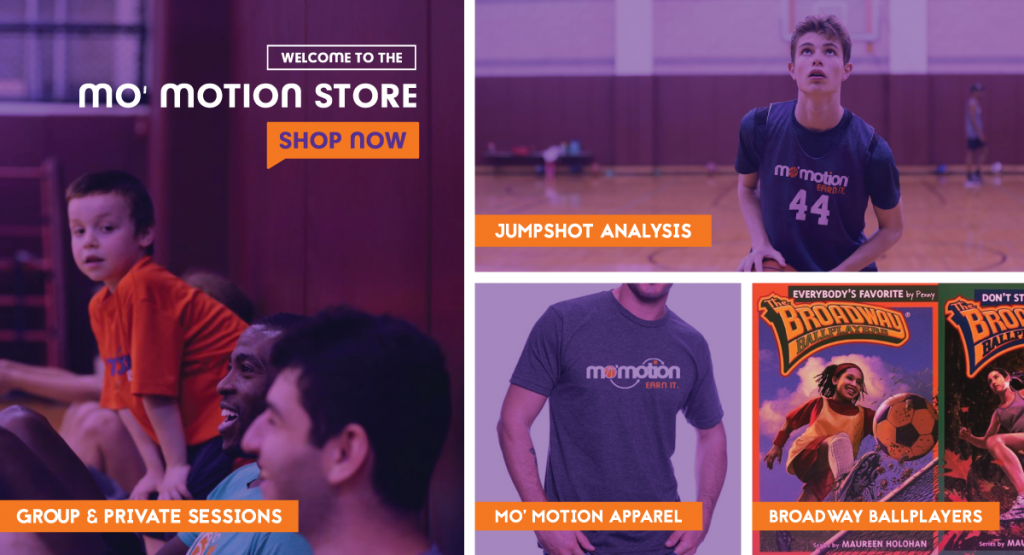 Mo' Motion Store