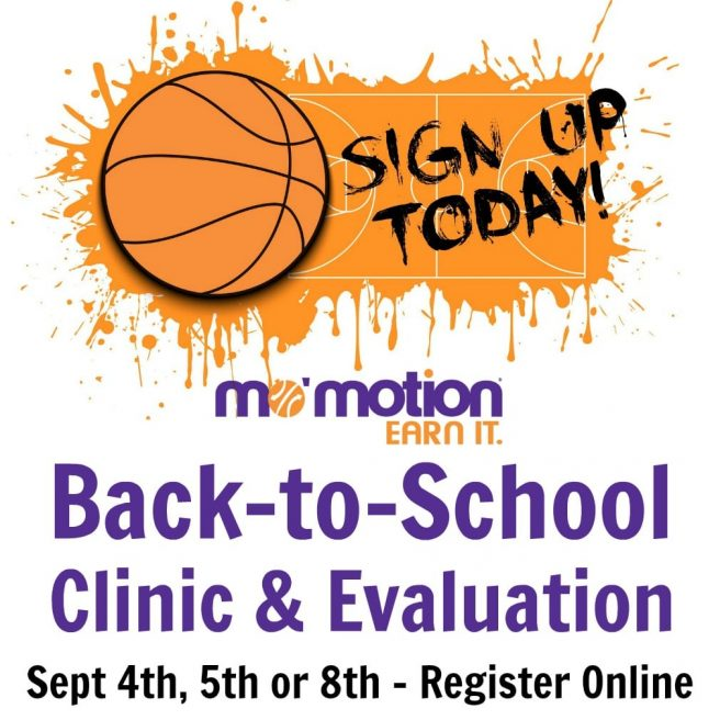 Back-to-School Clinic & Eval